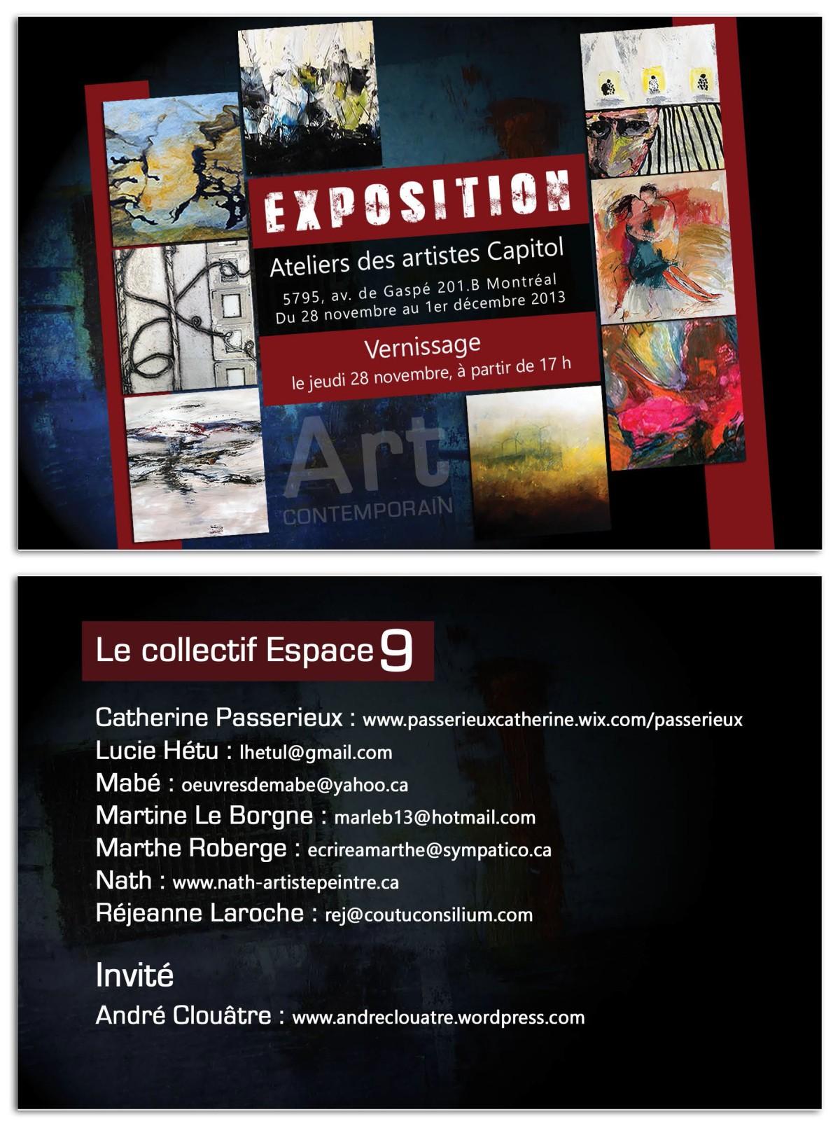 Expo Espace9