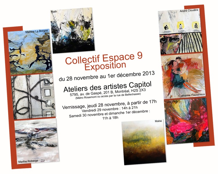 Expo Espace9 Nov2013